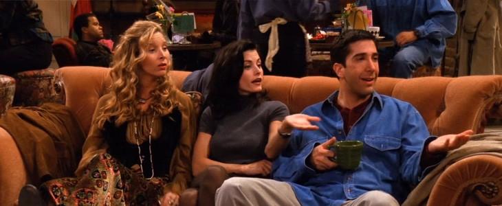 Installez-vous dans le canapé de Friends pour les 25 ans de la série.