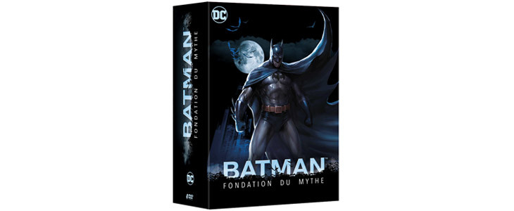 Coffret Batman Fondation du Mythe