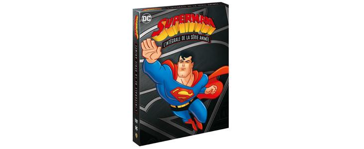 Superman série animée - Coffret Noel