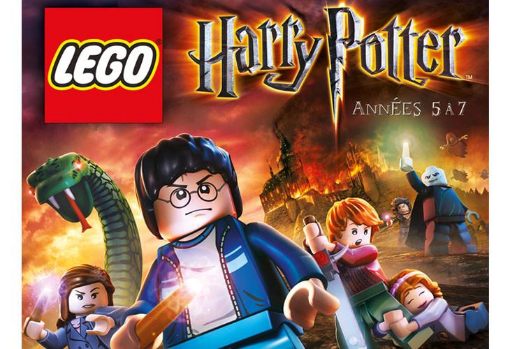 LEGO Harry Potter Années 5 à 7 - Opération briques en folie
