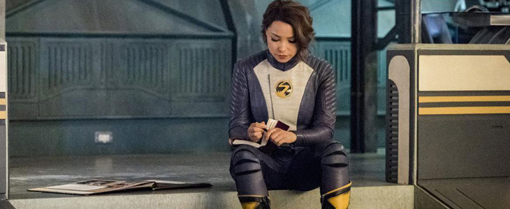 Nora West-Allen dans Flash
