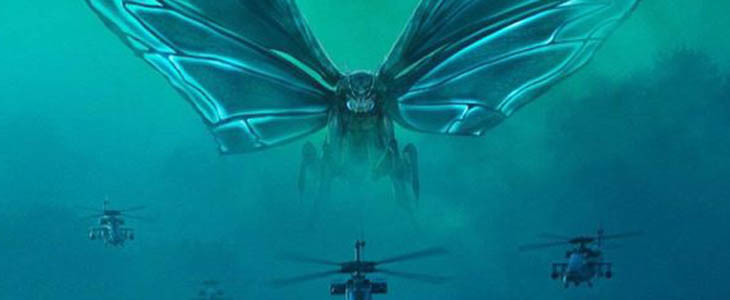 Godzilla II - Mothra