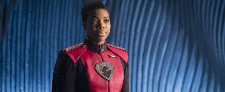 Ann Ogbomo dans Krypton