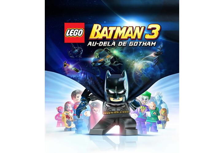 Lego Batman 3 - Opération Briques en folie