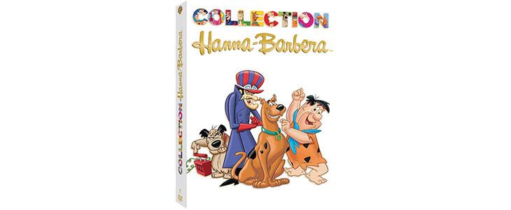 Coffret Hanna-Barbera