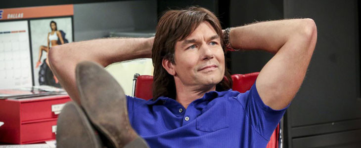 Jerry O'Connell dans The Big Bang Theory
