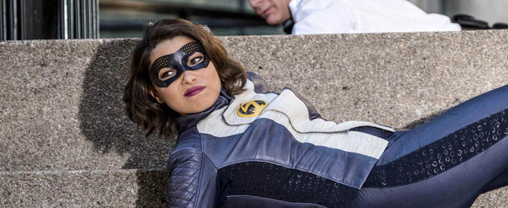 Jessica Parker Kennedy - The Flash
