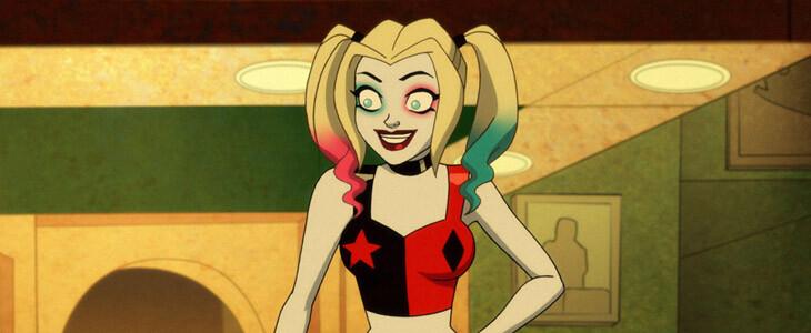 La série animée Harley Quinn