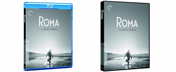 Roma, en DVD et Blu-Ray le 11 mars.