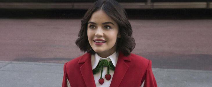 Lucy Hale dans la série Katy Keene
