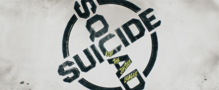Le logo du jeu vidéo Suicide Squad : Kill the Justice League