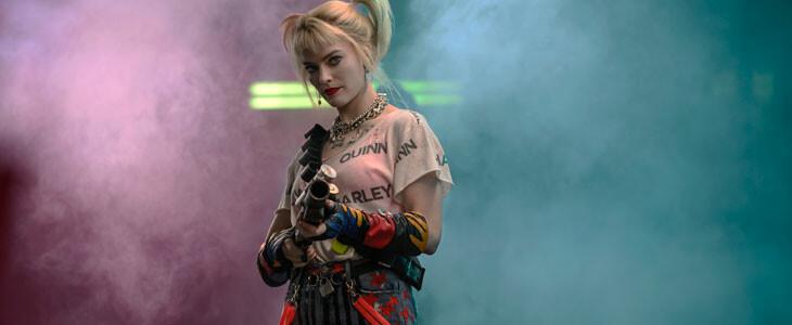 Harley Quinn sort les armes dans Birds of Prey