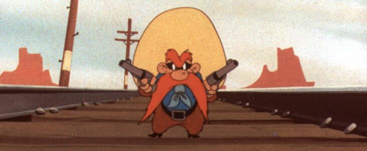 Sam le pirate, grand rival de Bugs Bunny