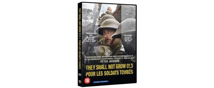 Pour les soldats tombés, en DVD.