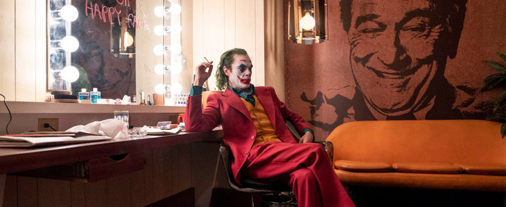 Joaquin Phoenix incarne Arthur Fleck dans Joker.