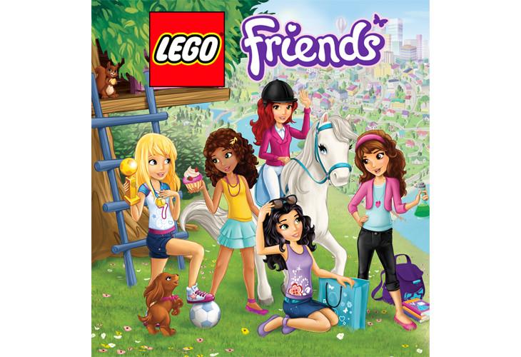 Lego Friends - Opération Briques en folie