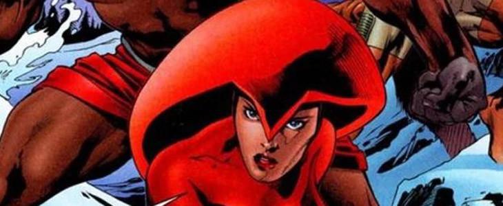 Héros DC Français - Crimson Fox