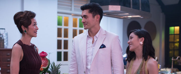 Crazy Rich Asians - Henry Golding