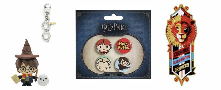 Retrouvez tous ces goodies et plus sur la boutique officielle Wizarding World.