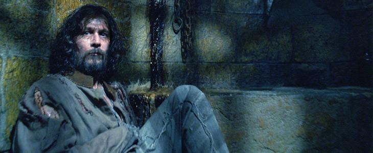 Gary Oldman dans Harry Potter et le Prisonnier d'Azkaban