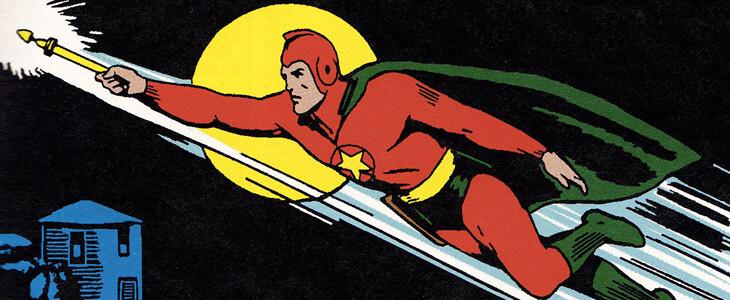 Le personnage de Starman dans les comics DC