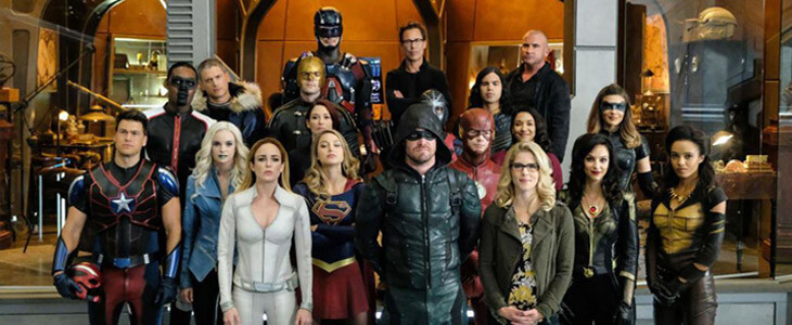 Crossover DC - Crisis on Earth-X