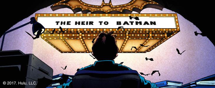 Batman & Bill, sur Toonami, le vendredi 25 octobre 2019.